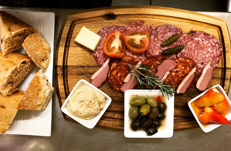Charcuterie Board and sharing platters Petworth the South Downs West Sussex