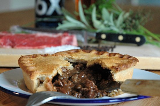 Steak pies Chichester Harbour West Sussex